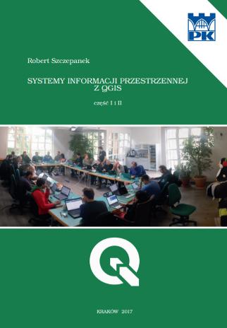 Podręcznik Roberta Szczepanka do QGIS