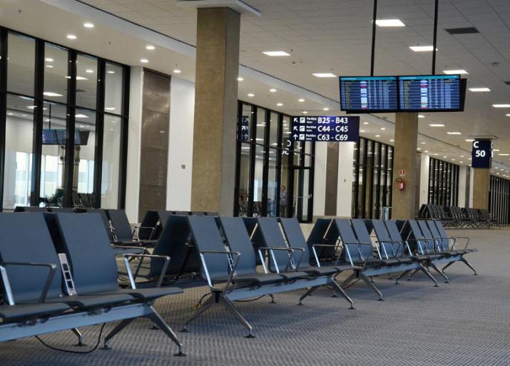 Analiza korelacji między liczbą pasażerów a dostępnością czasową lotnisk